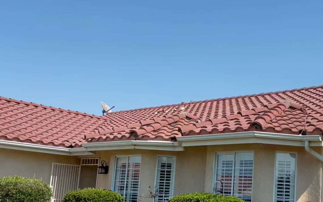 Roof Cleaning San Luis Obispo